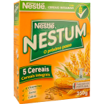 NESTUM 5 CEREAIS 250G CX14